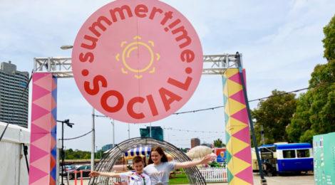 summertime social