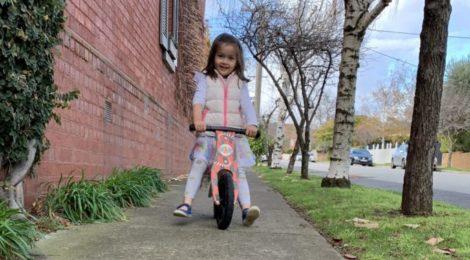 Kidz Factory little Kruzers balance bike